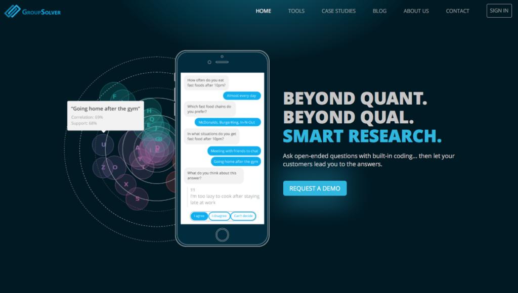GroupSolver - Insight Platforms
