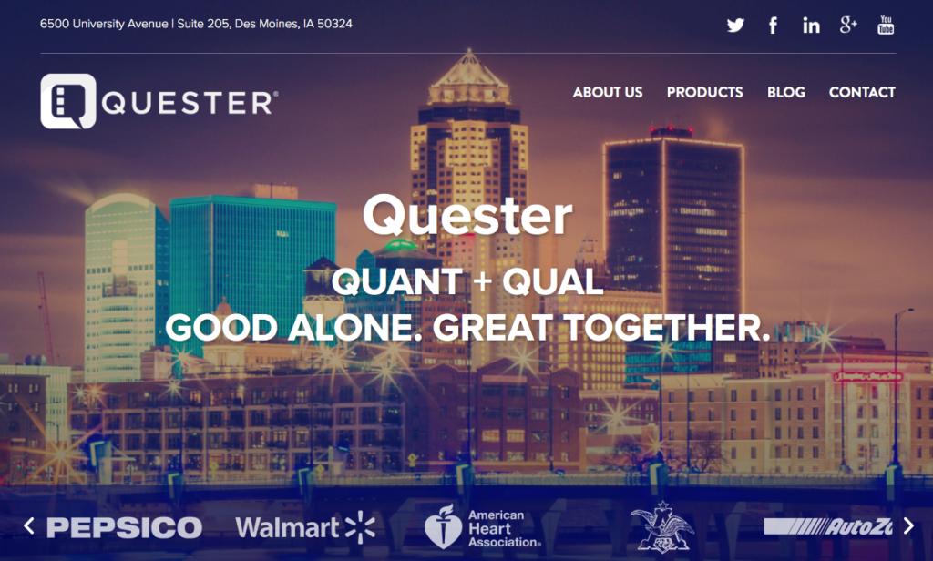 Quester Screenshot - Insight Platforms
