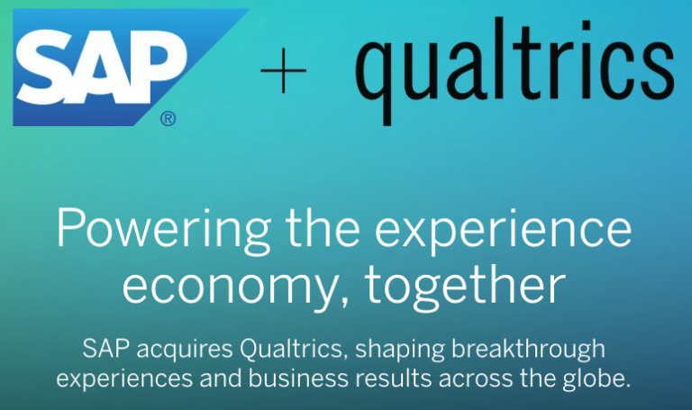 SAP & Qualtrics UX software
