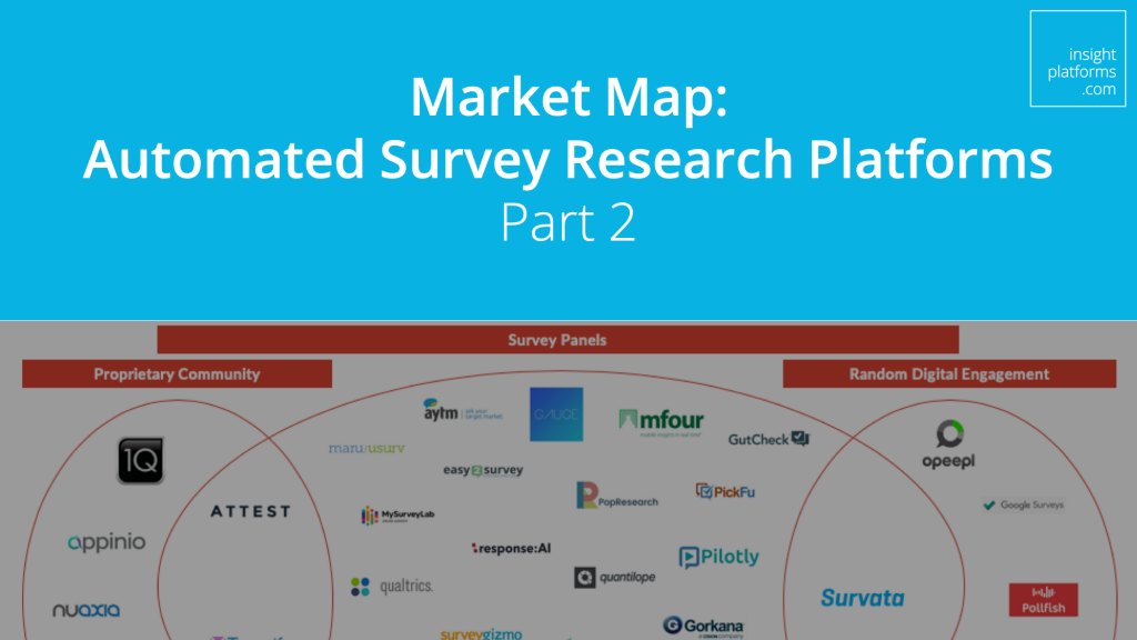 Automated Survey Research Map Part 2