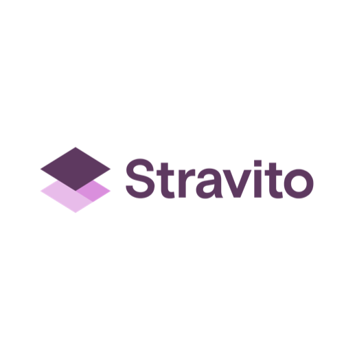 Stravito logo knowledge management