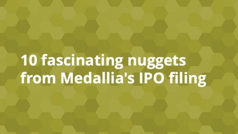 10 fascinating nuggets from Medallia's IPO filing
