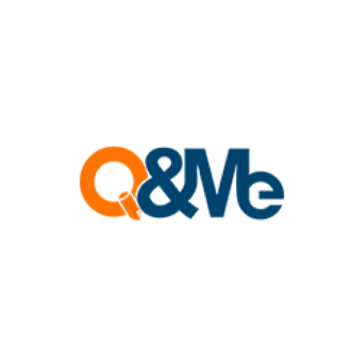 QandMe logo