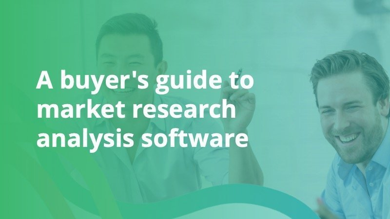 Infotools ebook - buyers guide market research software - Insight Platforms