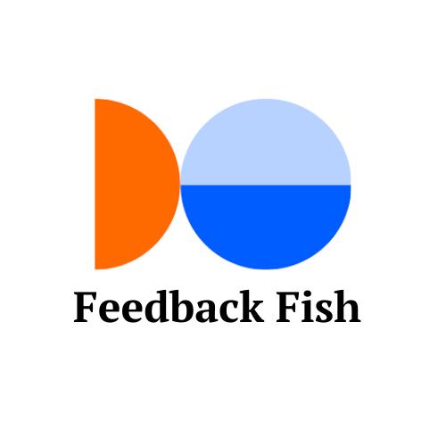 Feedback Fish Logo Square Insight Platforms