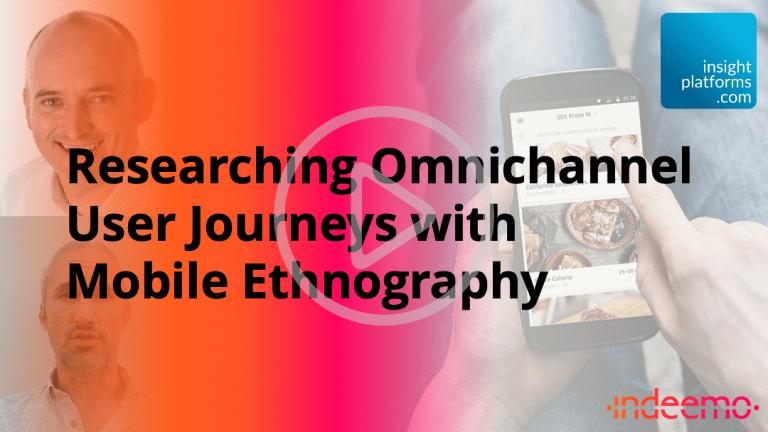 Indeemo - Omnichannel User Journeys Webinar Thumbnail