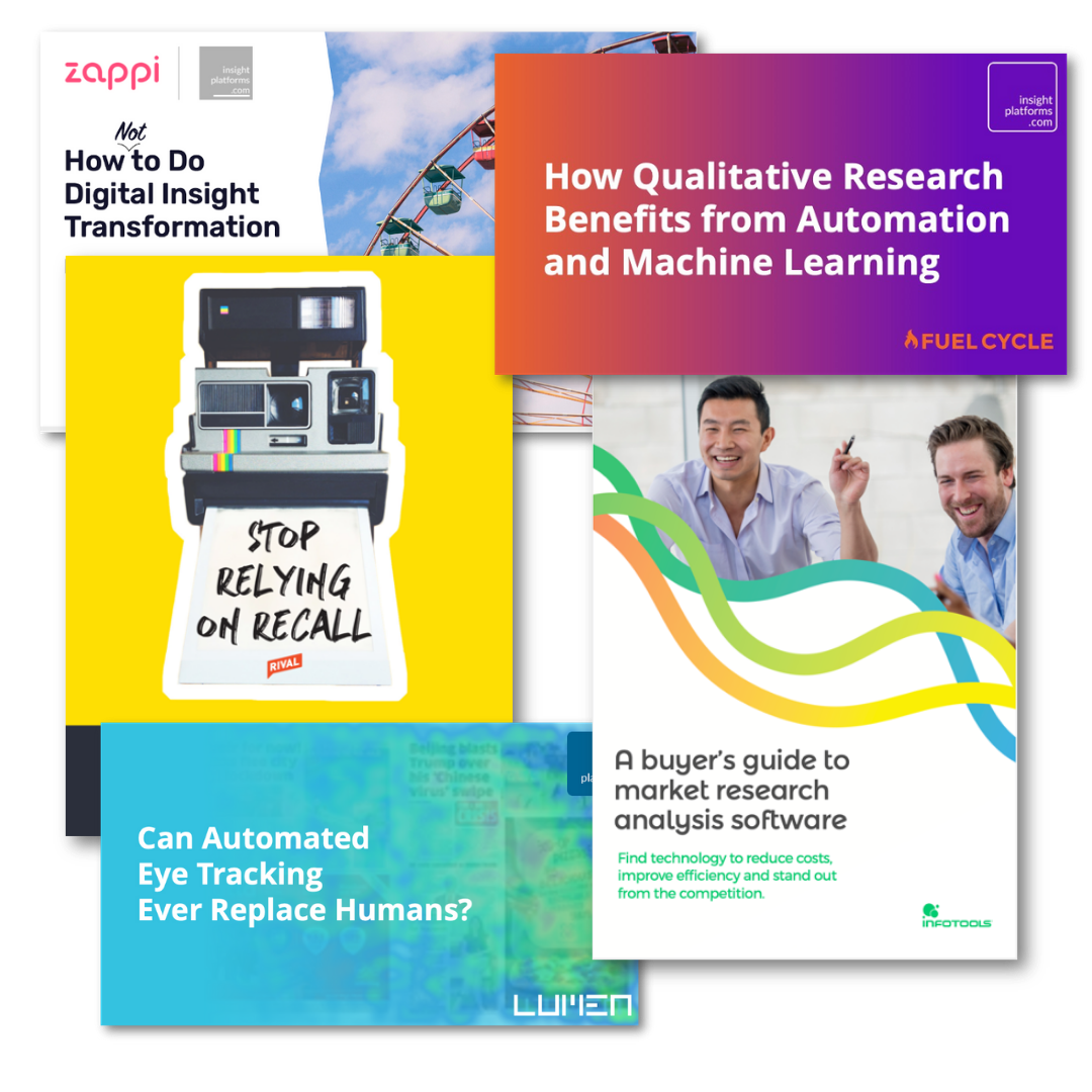 Insight Platforms Ebooks & Blog Opportunities