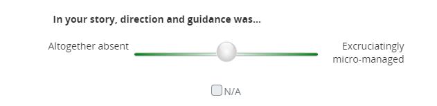 Graphic Interpretive Questions - Slider Example