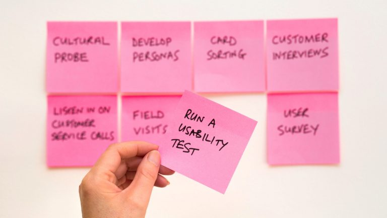 Usability Testing - Featured Image