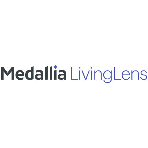 Medallia Living Lens Logo Square Insight Platforms