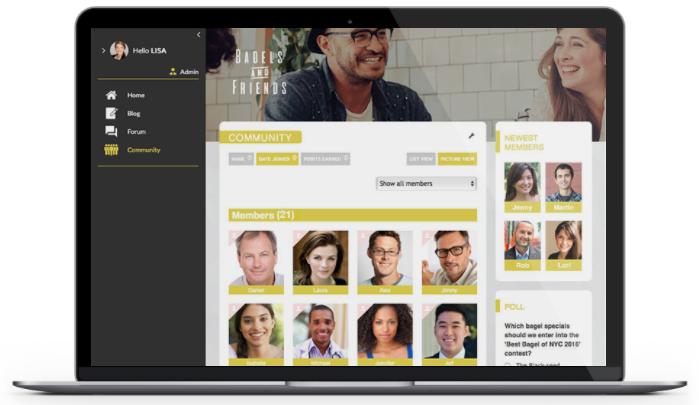 CMNTY Screenshot - Insight Platforms