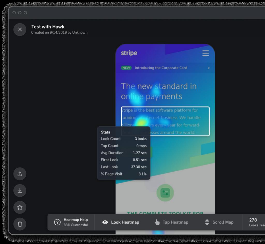 Hawkeye Screenshot - Insight Platforms