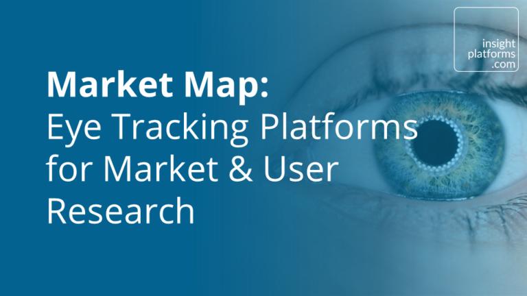 Market Map Eye Tracking Platforms - Featured Image