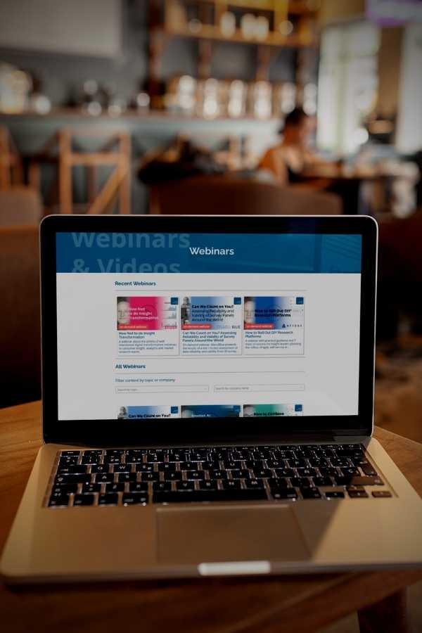 Watch a Webinar