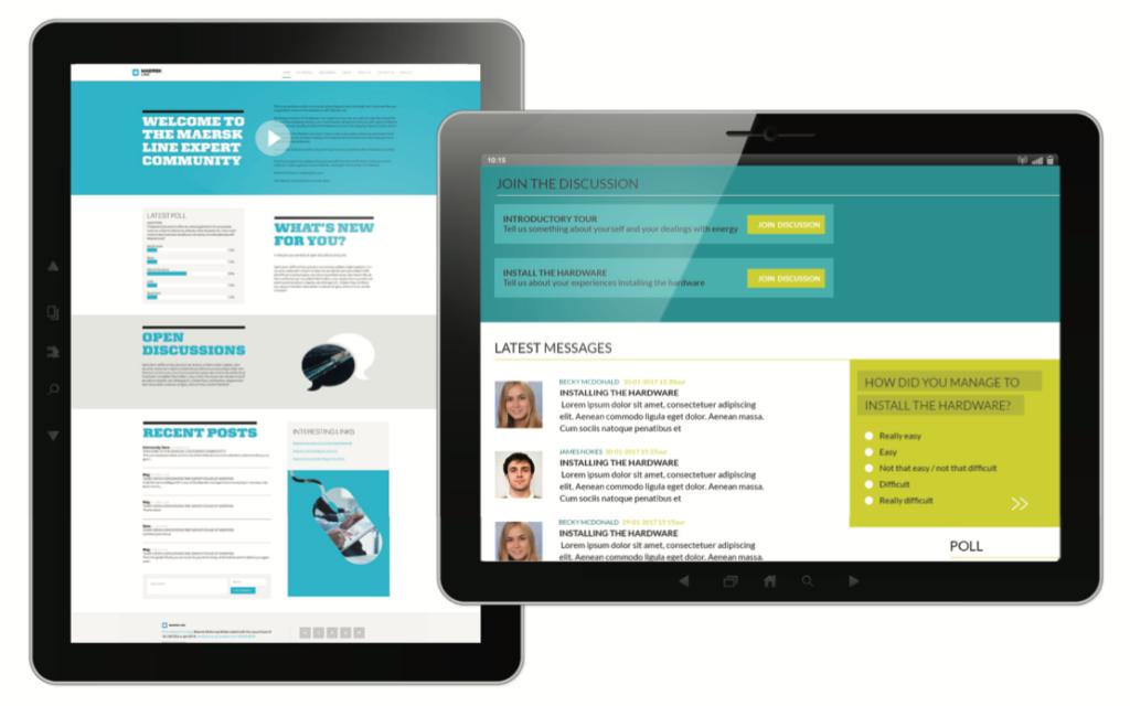 Crowdtech screenshot - Insight Platforms
