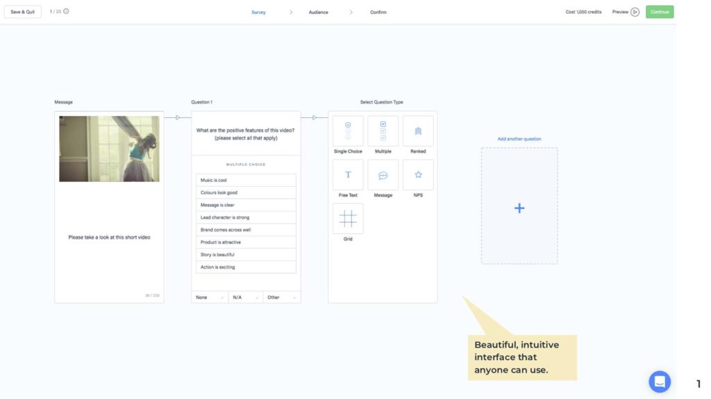 Attest Screenshot - Insight Platforms