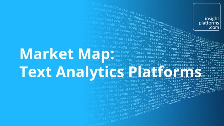 Market Map Text Analytics - Featured Image
