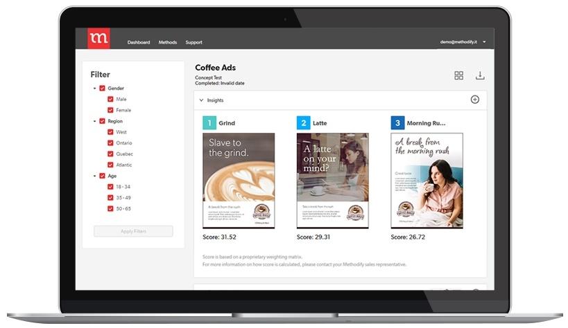 Methodify Screenshot - Insight Platforms