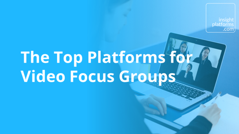 Top Platforms for Video Focus Groups - Featured Image