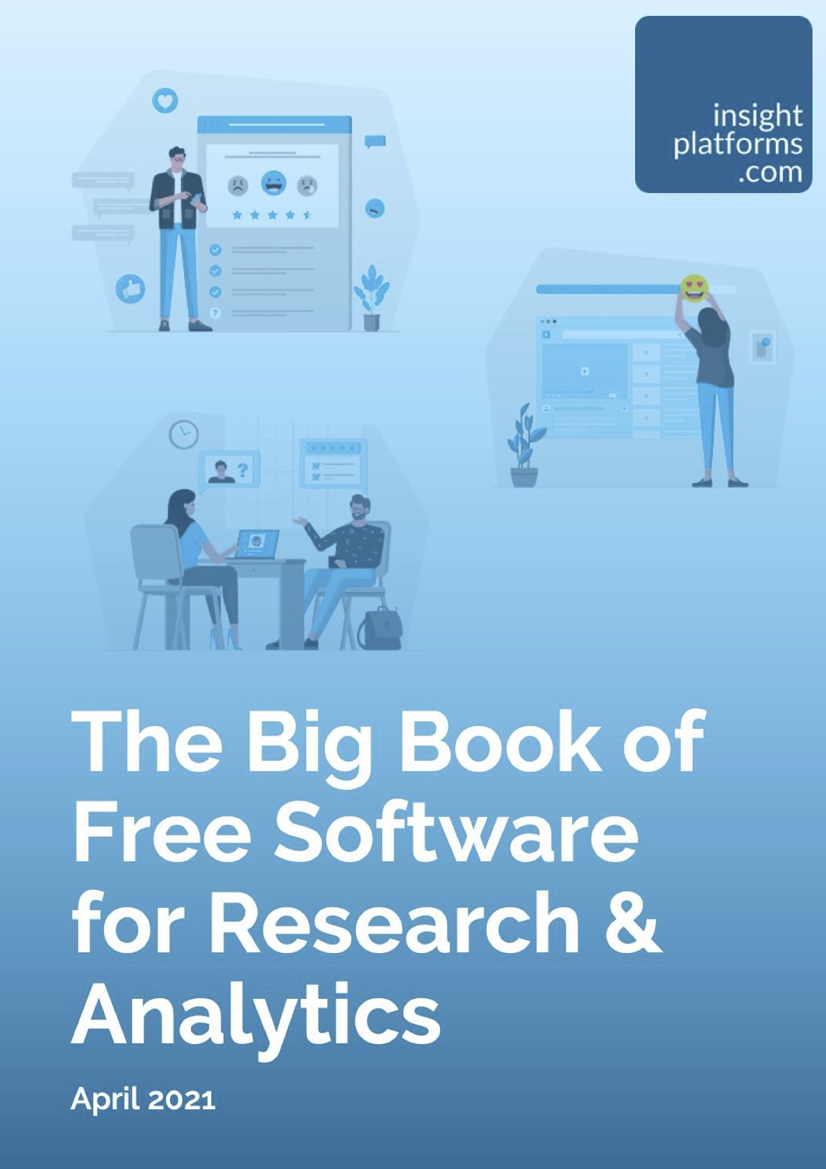 The Big Book of Free Research and Analytics Software
