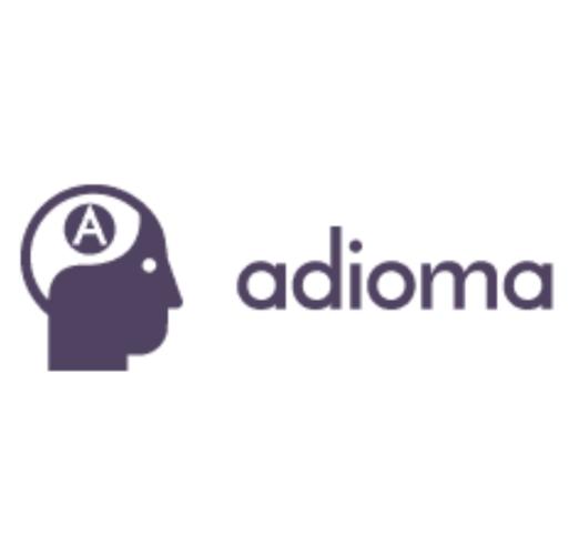 Adioma Logo Square Insights Platform