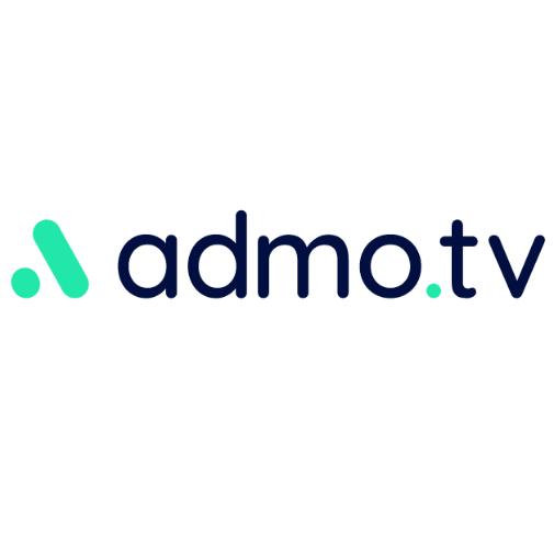 Admo.tv Logo Square Insights Platform