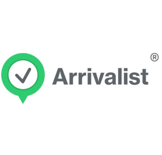 Arrivalist Logo Square Insights Platform