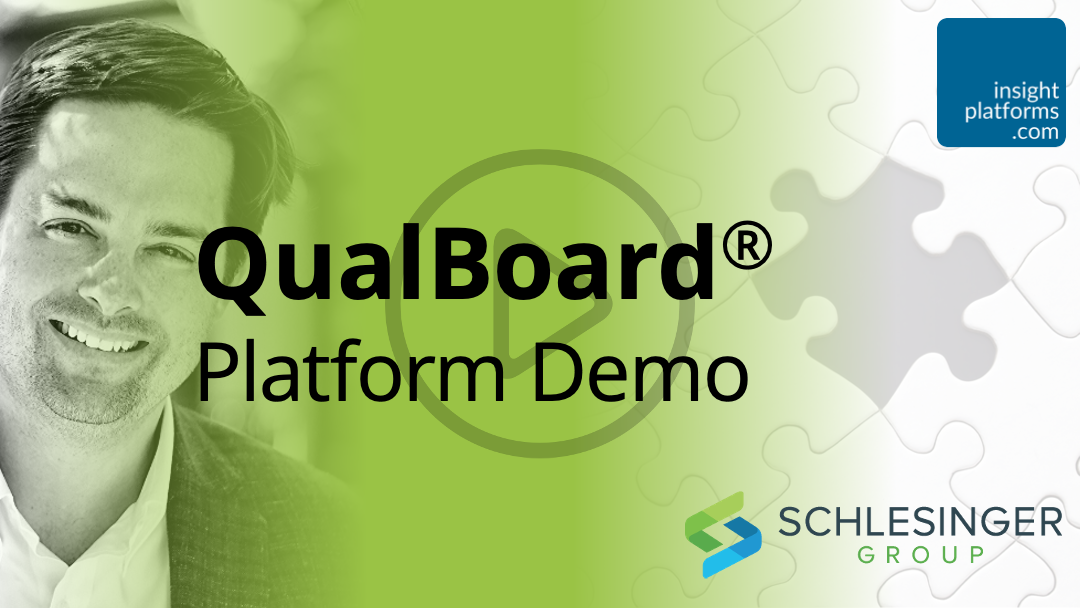 Schlesinger Group - QualBoard Demo Featured Image